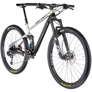"NS Bikes Synonym 2 29"" black/white black/white"