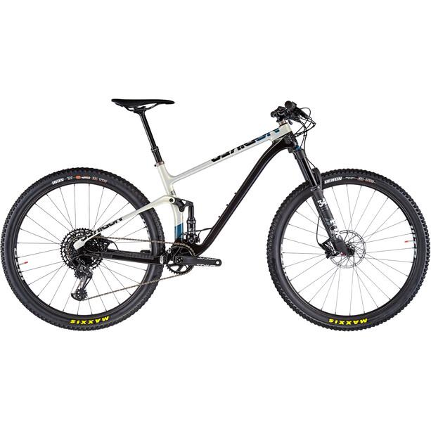 "NS Bikes Synonym 2 29"" svart/vit"