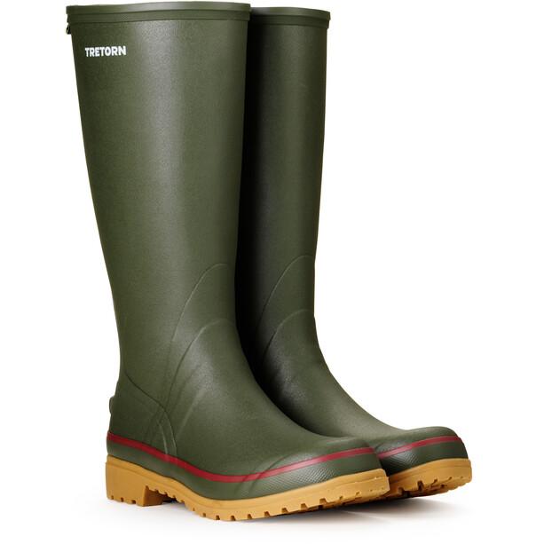 Tretorn Sarek 72 Rubber Boots grön