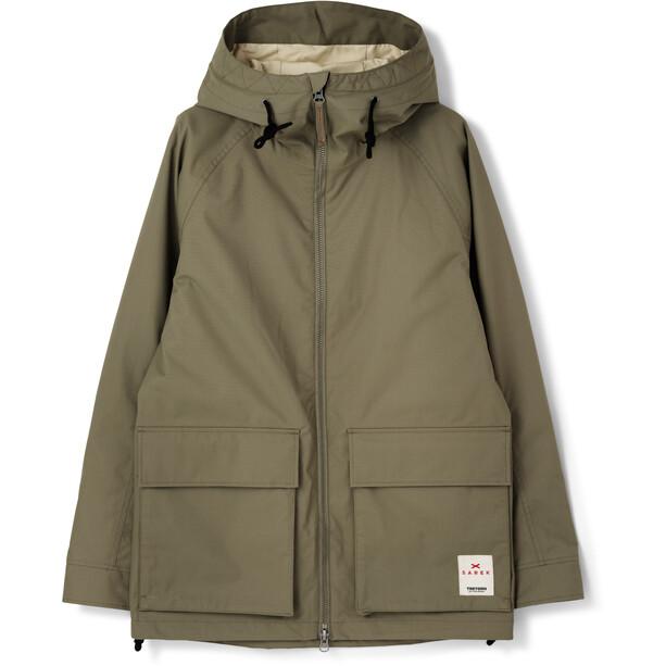 Tretorn Sarek 72 Jacket Herr field green