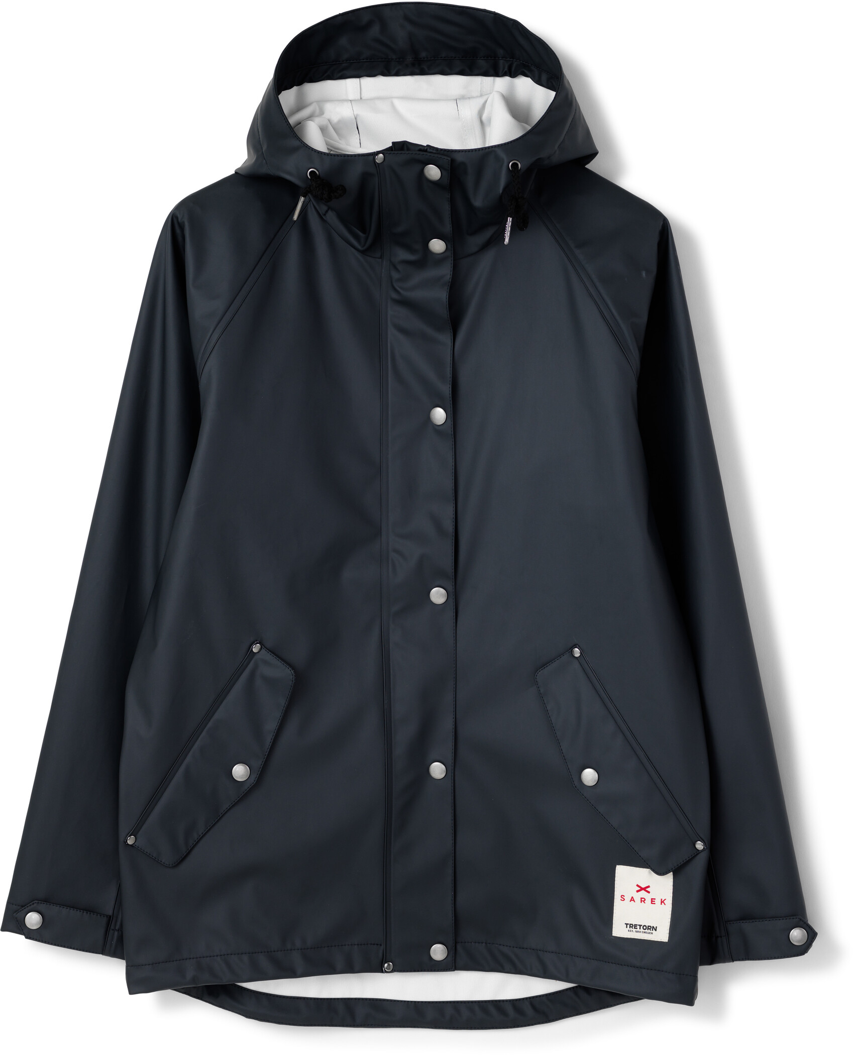 Tretorn Breeze Jacket Dam jet black