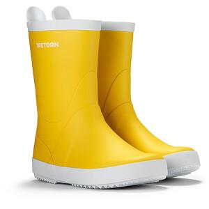Tretorn Wings Rubber Boots gul gul