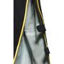 Y by Nordisk Horizon 2,5-kerroksiset Housut, musta/keltainen