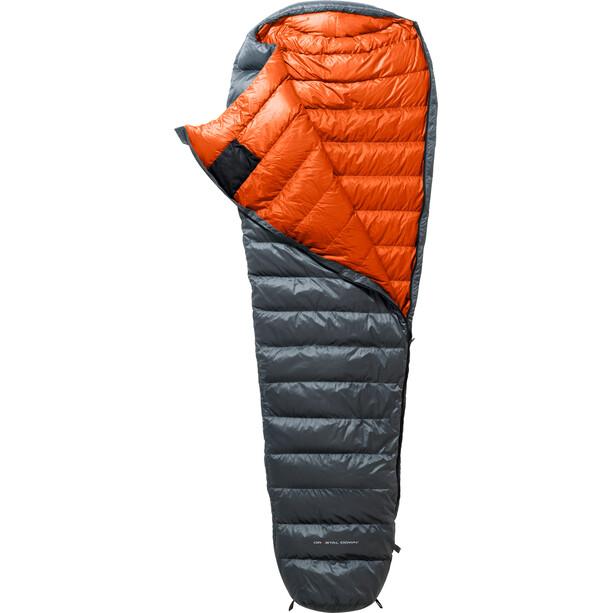 Y by Nordisk Phantom 220 Schlafsack XL grau/orange