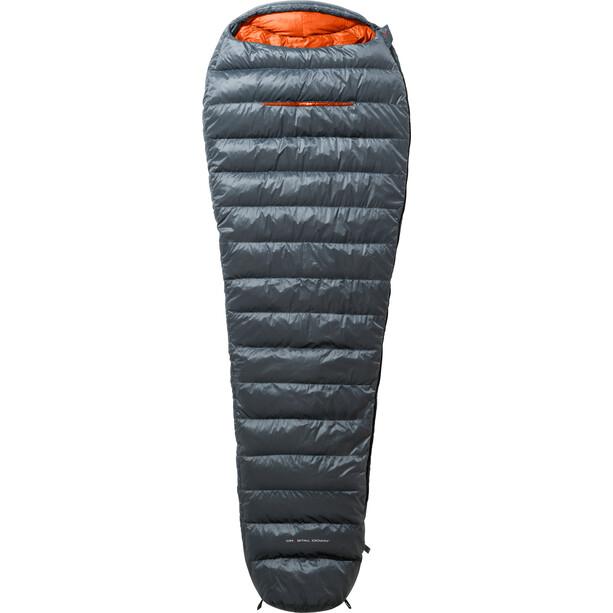 Y by Nordisk Phantom 440 Sleeping Bag M, harmaa/oranssi