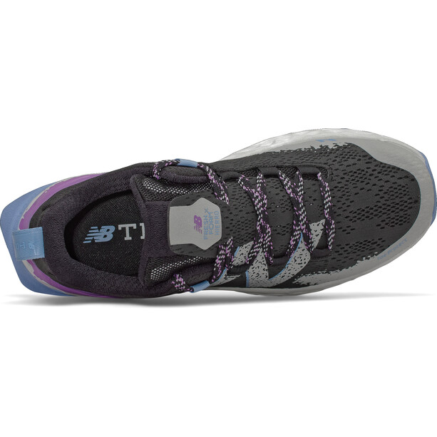 New Balance Hierro V5 Trail Running Schuhe Damen black
