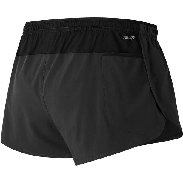 "New Balance Impact Run 3"" Split Shorts Herren black"
