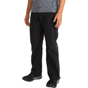 Marmot Huntley Housut Miehet, black black