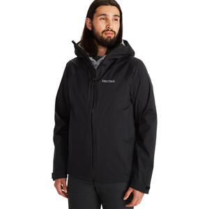 Marmot PreCip Stretch Jacke Herren black black