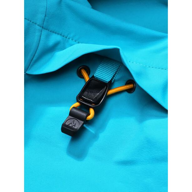 Marmot Huntley Jacke Damen solar/enamel blue