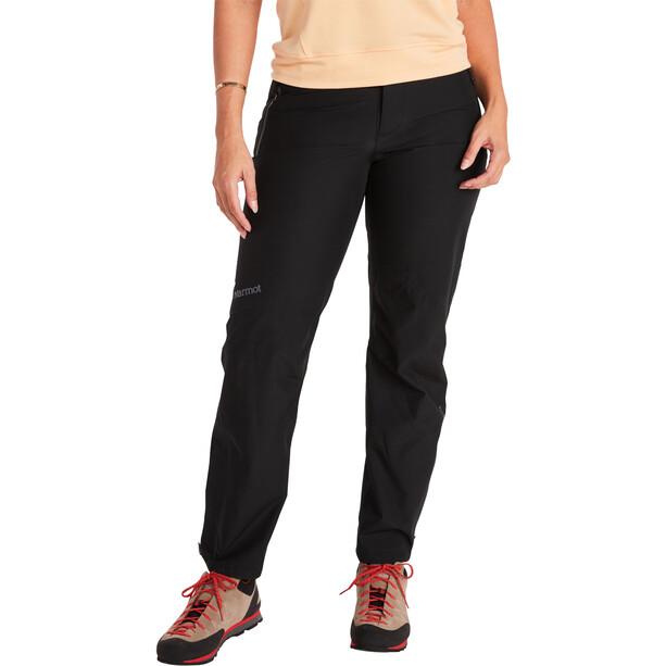 Marmot Minimalist Pantalon Femme, noir