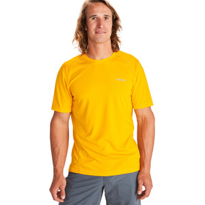 Marmot Windridge Kurzarm T-Shirt Herren solar solar