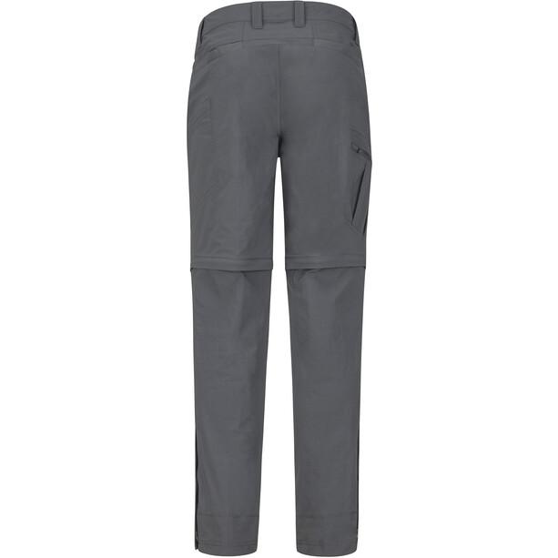 Marmot Transcend Pantalon convertible avec fermeture éclair Homme, gris