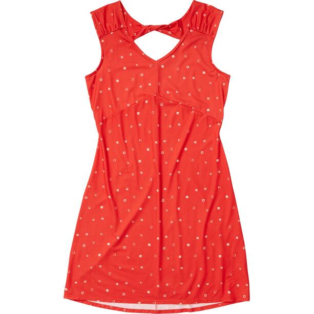 Marmot Annabelle Kleid Damen rot