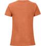 Marmot Coastal T-shirt Dames, oranje