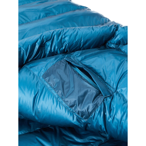 Marmot Phase 20 Sleeping Bag Women, sininen