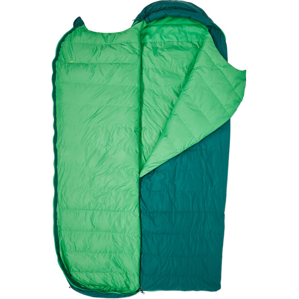 Marmot Yolla Bolly 30 Schlafsack Regular botanical garden/kelly green