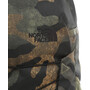 The North Face Jestorealis Rucksack burnt olive green waxed camo print/burnt olive green