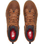 The North Face Hedgehog Hike II WP Chaussures Homme, timber tan/india ink