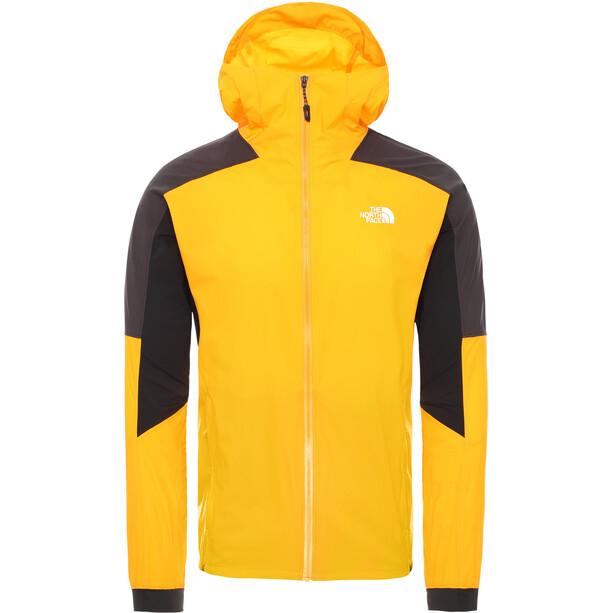 The North Face Impendor Light WindWall Jacke Herren flame orange/tnf black