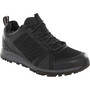 The North Face Litewave Fastpack II WP Chaussures Homme, tnf black/ebony grey