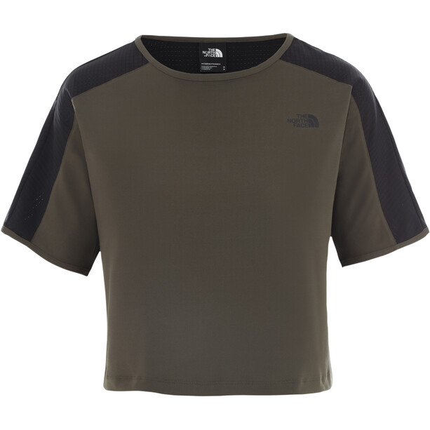 The North Face Active Trail T-shirt Femme, new taupe green