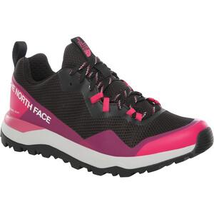 The North Face Activist FutureLight Shoes Women, musta/vaaleanpunainen musta/vaaleanpunainen