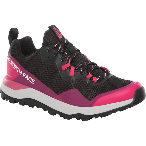 The North Face Activist FutureLight Shoes Women, musta/vaaleanpunainen