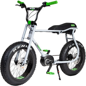 Ruff Cycles Lil'Buddy Bosch Active Line 300Wh grey/green grey/green