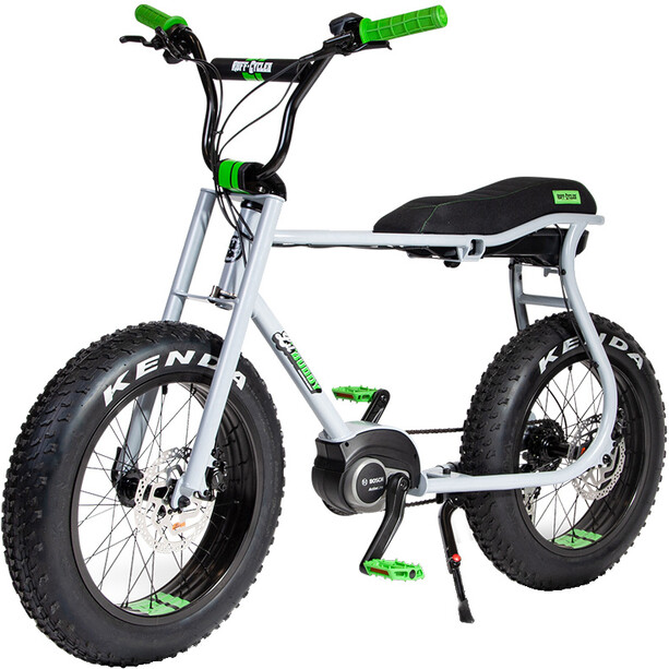 Ruff Cycles Lil'Buddy Bosch Active Line 300Wh grey/green