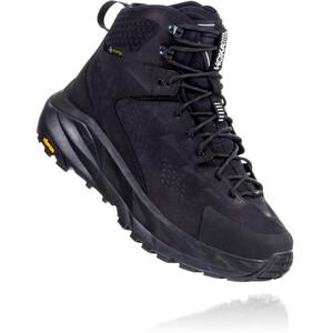 Hoka One One Kaha GTX Shoes Herr black/phantom black/phantom