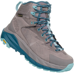 Hoka One One Kaha GTX Shoes Dam frost gray/aqua haze frost gray/aqua haze