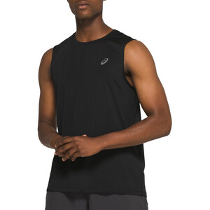 asics Race Singlet Herren performance black performance black