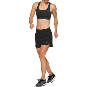 "asics Road 5,5"" Shorts Damen performance black performance black"