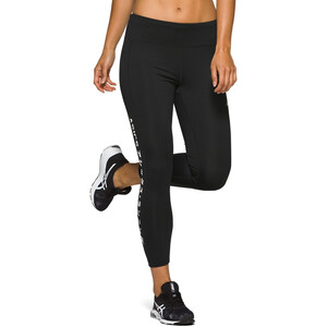 asics Katakana Crop Tights Damen performance black performance black