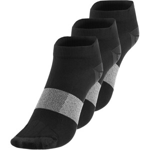 asics Lyte Socken 3 Pack performance black performance black