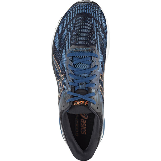 asics GT-2000 8 Shoes Men grey floss/mako blue