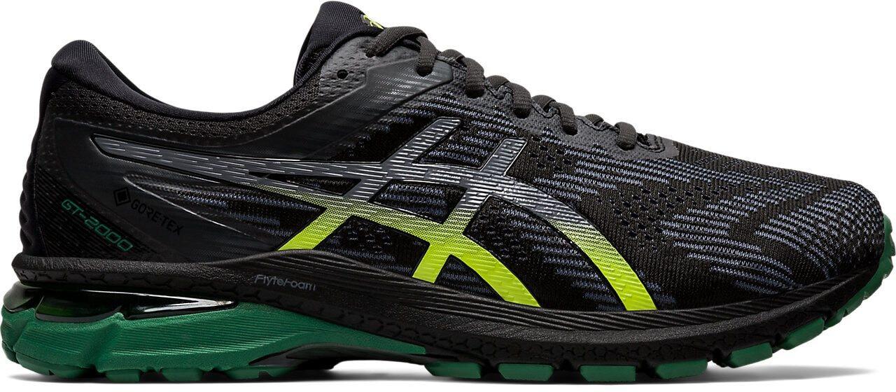 asics GT 2000 8 GTX Shoes Men graphite greyblack