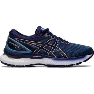 asics Gel-Nimbus 22 Shoes Women grey floss/peacoat grey floss/peacoat