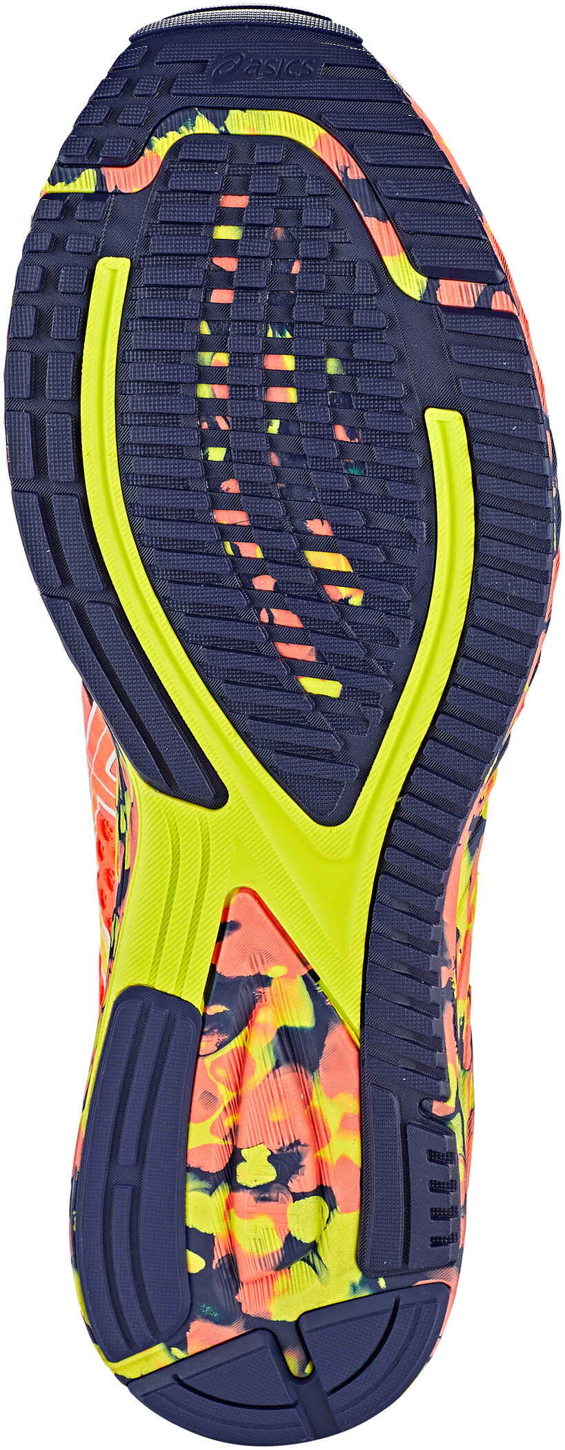 asics Gel Noosa Tri 12 Shoes Men flash coralflash coral