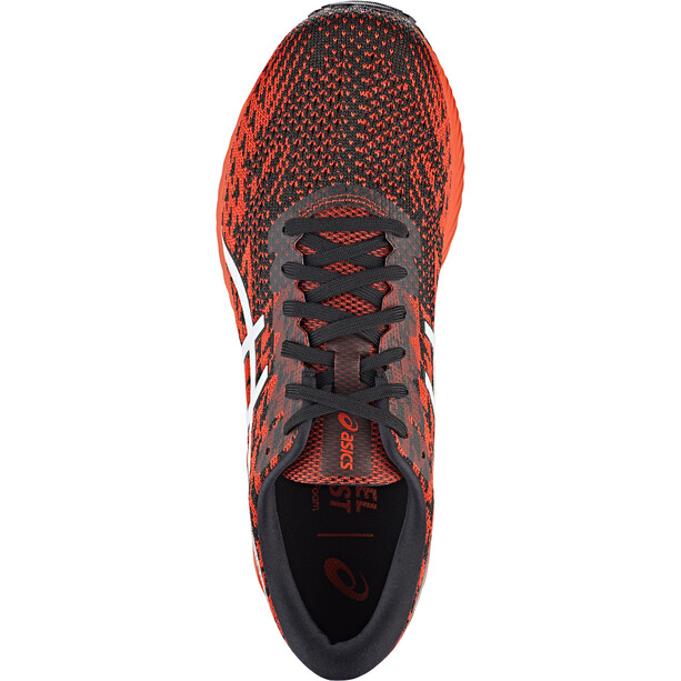 asics Gel-DS Trainer 25 Shoes Men fiery red/white