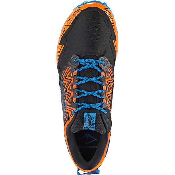 asics Gel-FujiTrabuco 8 G-TX Schuhe Herren shocking orange/sheet rock