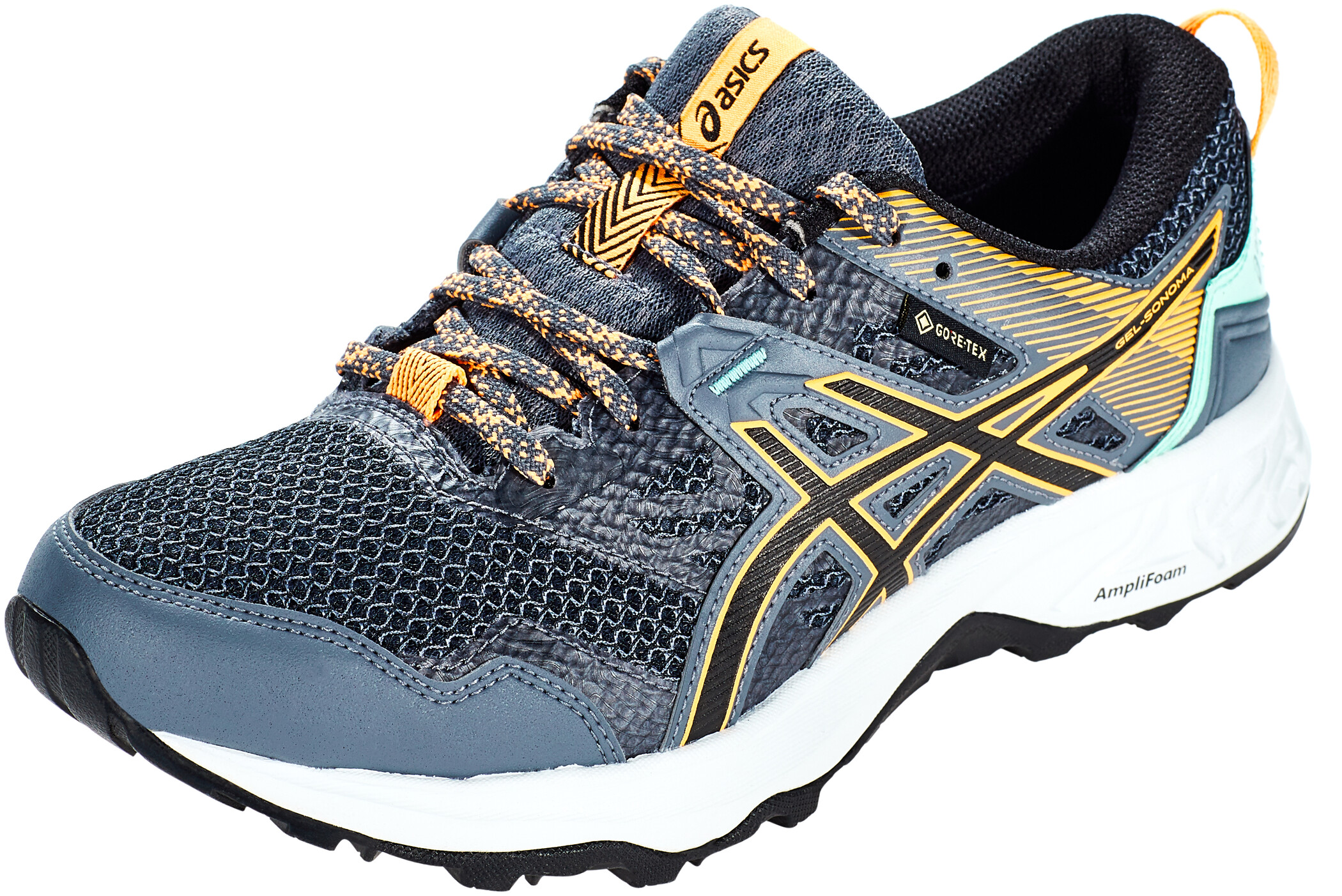 asics Gel-Sonoma 5 G-TX Schuhe Damen metropolis/black