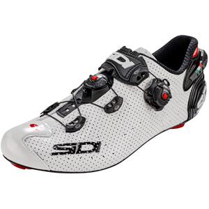 Sidi Wire 2 Carbon Air Schuhe Herren weiß/schwarz weiß/schwarz
