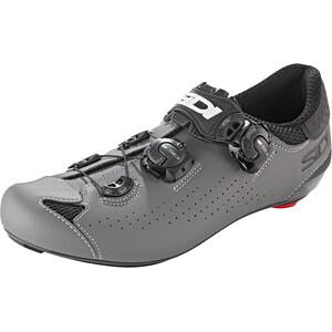 Sidi Genius 10 Schuhe Herren schwarz/grau schwarz/grau