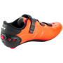 Sidi Ergo 5 Carbon Schuhe Herren matt orange/black