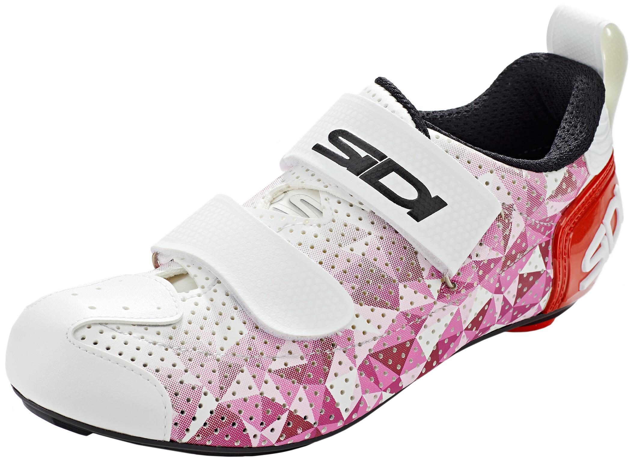 Sidi T-5 Air Schuhe Damen pink//red//White 2020 Rad-Schuhe Radsport-Schuhe