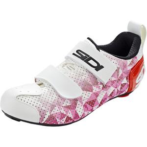 Sidi T 5 Air Shoes レディース/  ピンク/レッド/ホワイト