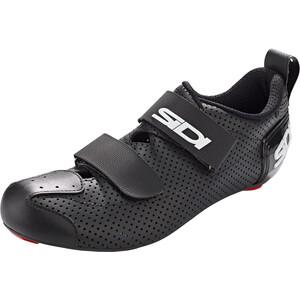 Sidi T-5 Air Carbon Schuhe Herren schwarz schwarz