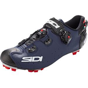 Sidi MTB Drako 2 SRS Chaussures Homme, bleu/noir bleu/noir